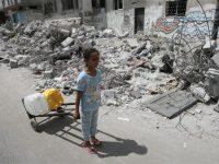 Warga Gaza Dilanda Krisis Air Layak Minum