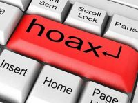 Deklarasi Masyarakat Anti Berita 'Hoax' Digelar Besok di 6 Kota