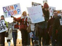 Aparat AS Izinkan Demonstrasi di Hari Pelantikan Trump