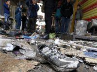 Dua Bom Bunuh Diri Guncang Pasar Baghdad, 27 Orang Terbunuh