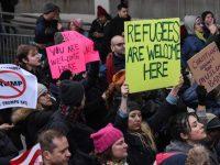 'Pelarangan Muslim ke AS Bertujuan untuk Menenangkan Israel dan Kelompok Teroris'