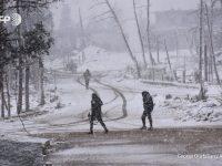 [FOTO] Salju di Aleppo