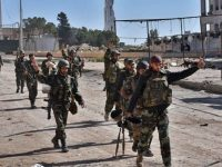 Pergerakan Tentara Suriah Di Sekitar Damaskus dan Deir el-Zor Tewaskan 38 Teroris