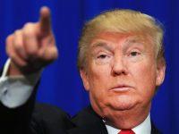 Trump Perintahkan Pentagon Buat 'Zona Aman' di Suriah