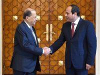 Mesir dan Lebanon Sepakati Kerjasama Militer