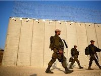 Israel Tambahkan Tembok Sepanjang 10 Kilometer di Tepi Barat