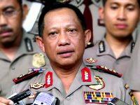 Polri: Pelaku Bom Bandung Pemain Lama