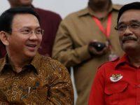Hitung Cepat Pilkada DKI, Indikator Politik: Ahok-Djarot Unggul Sementara