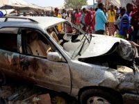 Korban Bom Mobil di Mogadishu Capai 39 Orang