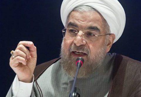 Peringati Hari Angkatan Bersenjata, Presiden Iran Tegaskan Keharusan Memiliki Pasukan Tangguh