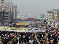 Peringati HUT Revolusi, Bangsa Iran Tegaskan Kesiapan Hadapi Ancaman AS