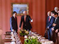 Hasil Pertemuan Bilateral Presiden Jokowi dan PM Australia