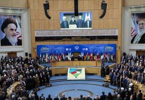 Pesan Sayyid Khamenei Dan Deklarasi Konferensi Palestina ke-6 Di Teheran