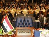 Parlemen Mesir Ingin Suriah Kembali ke Liga Arab