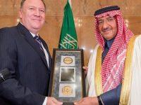 CIA Berikan Penghargaan 'George Tenet Medal' untuk Pangeran Saudi