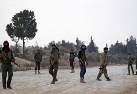 Pasukan Turki Kuasai Separuh Kota Albab?