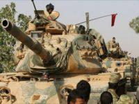 Gempur ISIS di Suriah, Pasukan Turki Berhasil Masuki kota al-Bab