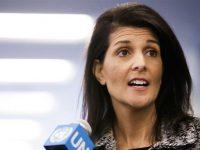 Duta AS untuk PBB: AS Benar-Benar Mendukung Solusi Dua-Negara