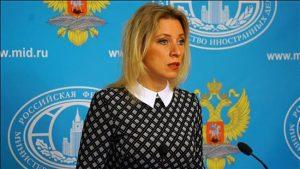 Rusia: Sanksi Amerika Lemahkan Perang Melawan Terorisme