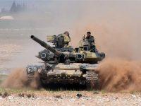 Suriah Rebut Kembali Wilayah Damaskus Dari Kelompok Militan