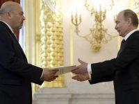 Rusia Memanggil Duta Besar Israel Karena Serangan di Suriah