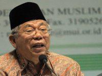 Kiai Ma'ruf Amin: Ayat Perang Tak Relevan Dipakai di Indonesia