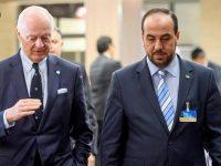 "Oposisi Suriah Tolak Topik ""Terorisme"" dalam Perundingan Jenewa"