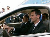 Damaskus Diteror Bom, al-Assad Turun ke Jalanan