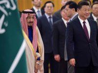 Memperbesar Peranan Timur Tengah, Cina Jadi Tuan Rumah Raja Saudi