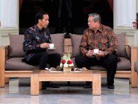 Pengamat: Pertemuan Jokowi-SBY Cairkan Situasi Politik