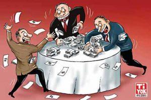Membubarkan Parpol Korup