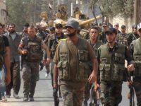 Tentara Suriah Tewaskan 300 Teroris, AS Tak Akan Serang Suriah Lagi