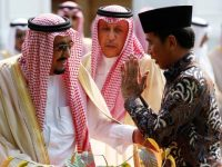 Ini yang Dibicarakan Dalam Pertemuan Raja Salman dan Tokoh Agama Islam di Istana