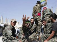 Turki Bantu Anggota Militan yang Kalah Dalam Pertempuran Melawan Tentara Suriah