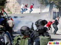 Warga Palestina, Termasuk Jurnalis, Terluka Akibat Aksi Tentara Israel