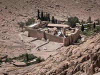 Serangan ISIS ke Gereja di Sinai Tewaskan 5 Orang