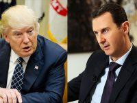 Kemenlu Suriah Balas Hinaan Trump kepada Assad