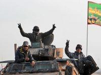 Paramiliter Kristen Irak Kecam Intervensi Erdogan