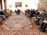 Kunjungi Mesir, Tokoh Irak Ammar al-Hakim Serukan Dialog Antar Mazhab