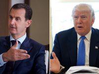 Assad Sebut Trump 'Boneka Negara Bayangan'