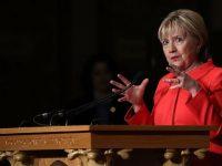 Clinton Kecam Pemotongan Anggaran Pemerintah oleh Trump