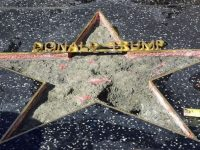 "Bintang ""Hollywood Walk of Fame"" Milik Trump Kembali Dirusak"
