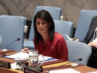 Haley: Penggantian Rezim di Suriah adalah Prioritas Pemerintahan Trump