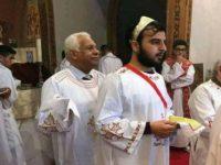 Heboh, Video Ini Perlihatkan Hakim Syar'i al-Nusra Masuk Kristen