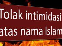 Intimidasi atas Nama Islam
