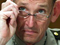Trump Tunjuk Pensiunan Jenderal Sebagai Pemimpin Secret Service