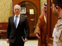 Berkunjung Ke Riyadh, Menhan AS Tegaskan Tekadnya Membendung Aksi Iran