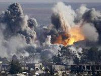 Puluhan Warga Sipil Suriah Tewas Terkena Serangan Pasukan Koalisi Internasional