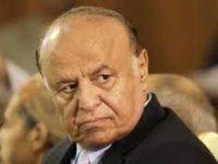 Kubu Musuh Ansarullah Yaman Pecah, Saudi Dan UEA Ganyang Mansour Hadi