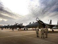 AS Luncurkan Jet Tempur F-15 ke Israel Untuk Latihan Militer